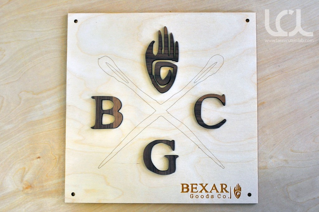 Laser Cut Business Logo Door Signs Laser Cutting Lab Llc