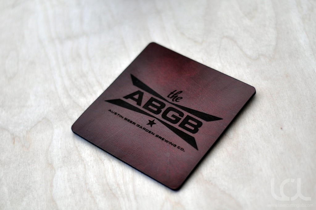 austin-beer-garden-coaster-leather