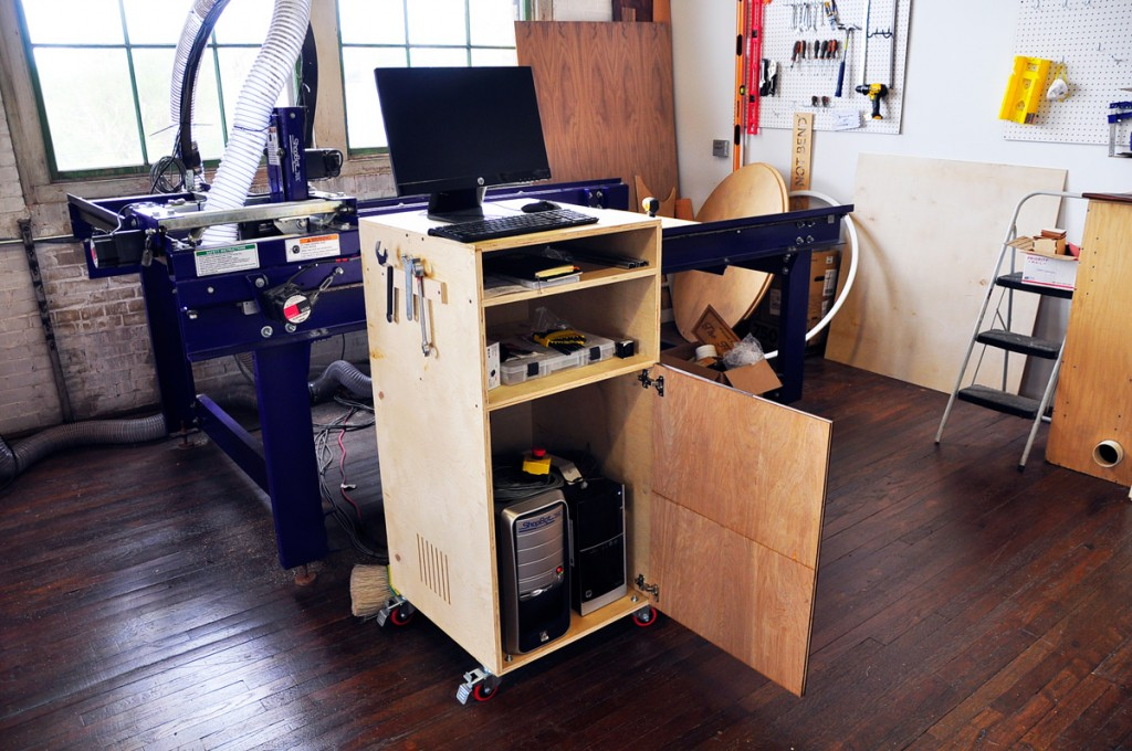 Cnc Workstation Control Cabinet Laser Cutting Lab Llc