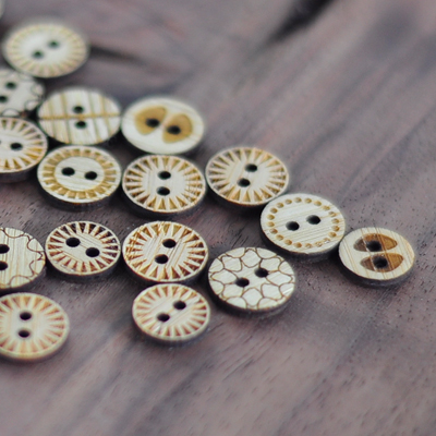 buttons-bamboo-product