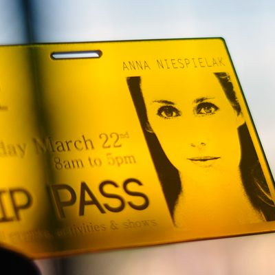 personalized-vip-pass-badge
