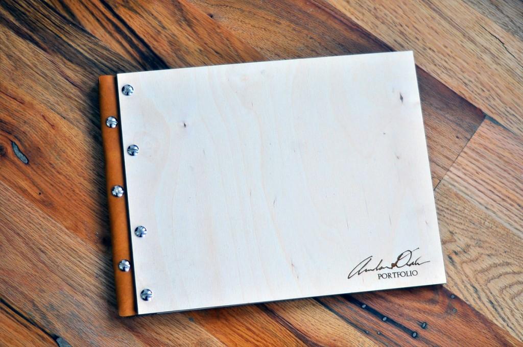 Wood and Leather Screw Post Portfolio - 11