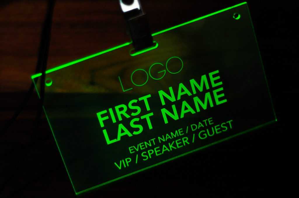 laser-engraved-green-conference-badges-003