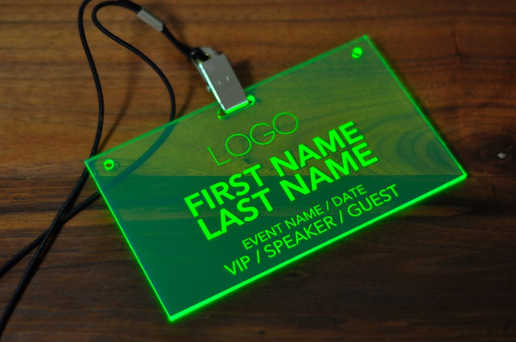 laser-engraved-green-conference-badges-004