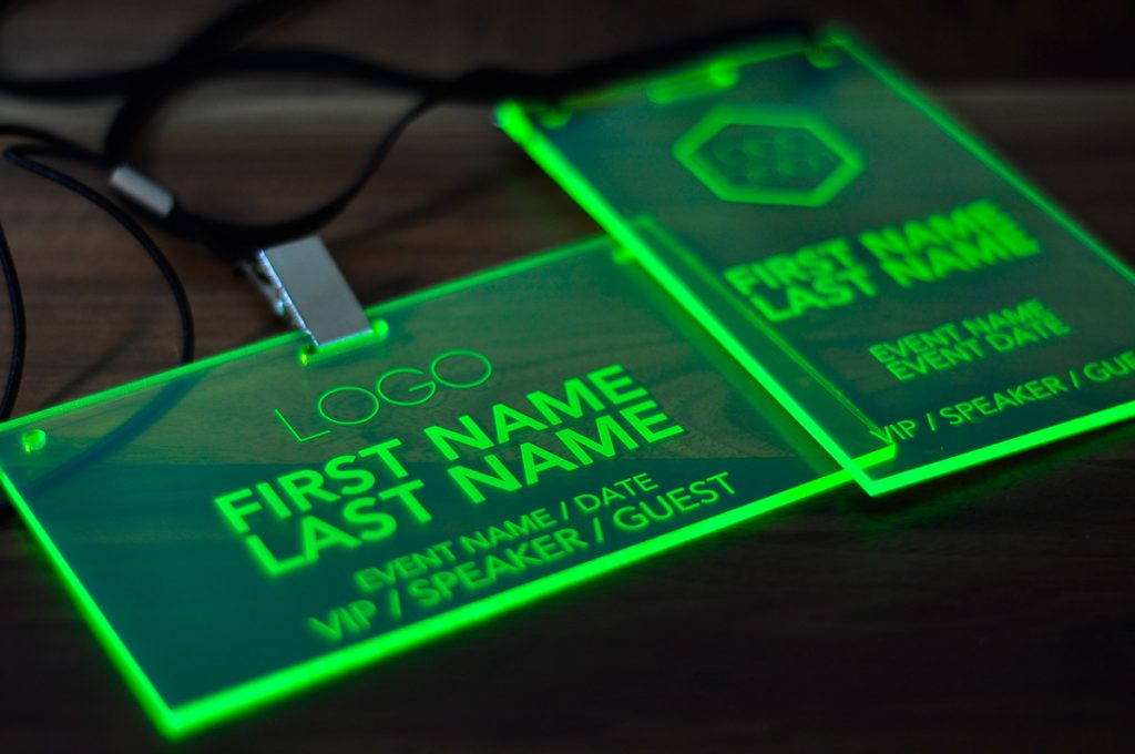 laser-engraved-green-conference-badges-011