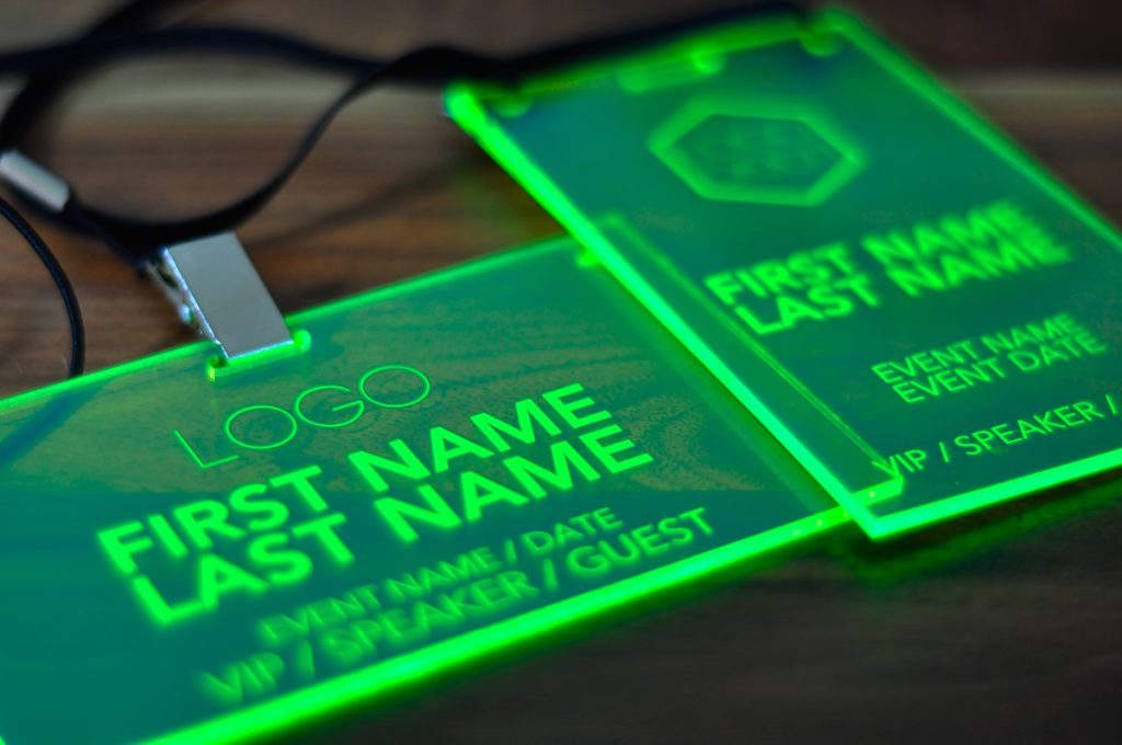laser-engraved-green-conference-badges-012
