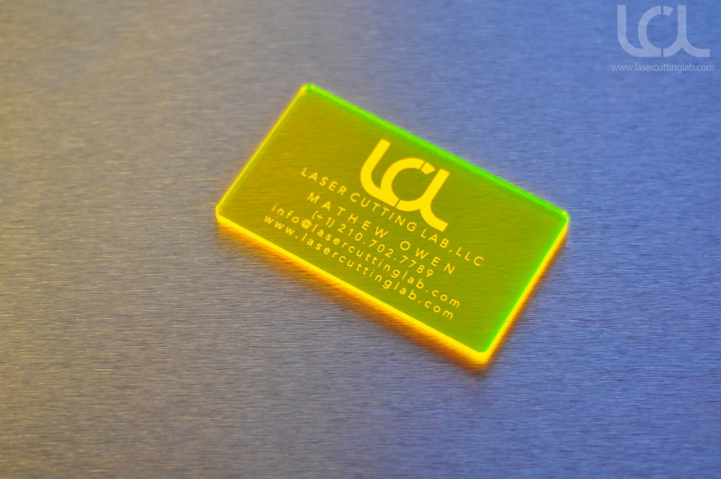 Laser Cutting Lab, LLC - Custom Laser Cutting and Engraving
