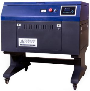 Full Spectrum P-Series Laser Engraving System